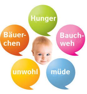Logo Dunstan Babysprache