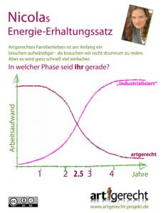 Energie-Erhaltungssatz nach Nicola Schmidt