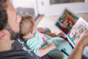 Unsplash Baby Vorlesen