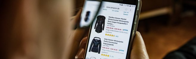Online-Shoppen in der Krise