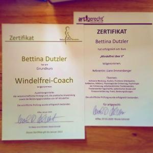 Windelfrei Bettina Dutzler Familienstark