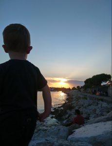 Jahresrückblick 2020 Urlaub Italien Familienstark
